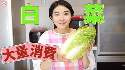 【作り置きできる!】白菜大量消費