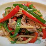 定番常備菜レシピ。チンジャオロース