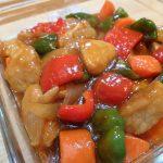定番常備菜レシピ。あげない酢豚
