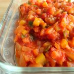 子どもが喜ぶ野菜たっぷり万能トマトソース
