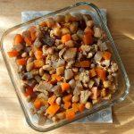 定番簡単常備菜レシピ。とり五目豆