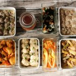 週末の作り置きレシピと常備菜レポート(2016年12月3週目)