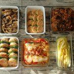 週末の作り置きレシピと常備菜レポート(2016年12月2週目)