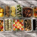 週末の作り置きレシピと常備菜レポート(2017年1月4週目)