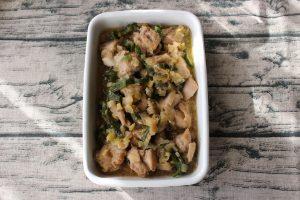 レンジ簡単お肉の常備菜レシピ。とりねぎピーマンの甘辛みそ