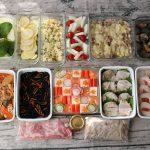 週末まとめて作り置きレシピと常備菜レポート(2017年1月3週目)