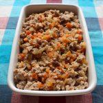 レンジで簡単お弁当おかず常備菜。野菜たっぷりそぼろ