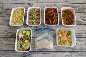 お弁当におすすめの週末の作り置きレシピと常備菜レポート(2017年3月4週目)