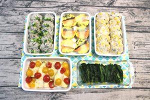 レンジのみ・簡単時短・週末の作り置きレシピと常備菜レポート(3月2週目)
