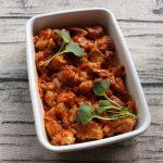 レンジで簡単お肉の常備菜レシピ。エビチリ風コクうま鶏のチリソース