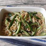 人気の簡単常備菜レシピ。きゅうりともやしのツナサラダ