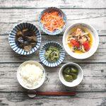 1週間の簡単作り置きおかずと節約常備菜で日々の献立レポート(2017年6月3週目)