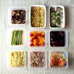 火を使わない簡単時短お弁当おかずの週末の作り置きレシピと常備菜レポート(2017年5月4週目)