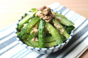人気の簡単常備菜レシピ。やみつき無限きゅうり