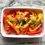 簡単常備菜レシピ。パプリカのツナサラダ