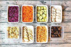 夏のお弁当おかず。週末の作り置きレシピと常備菜レポート(2017年7月3週目)