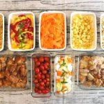 秋の簡単お弁当おかず。週末の作り置きレシピと常備菜レポート(2017年9月3日)