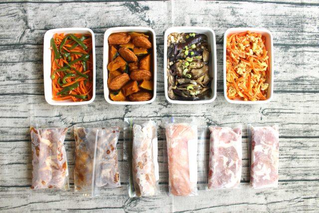 作り 置き 冷凍 レシピ