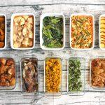 秋の簡単お弁当おかず。週末の作り置きレシピと常備菜レポート(2017年10月8日)