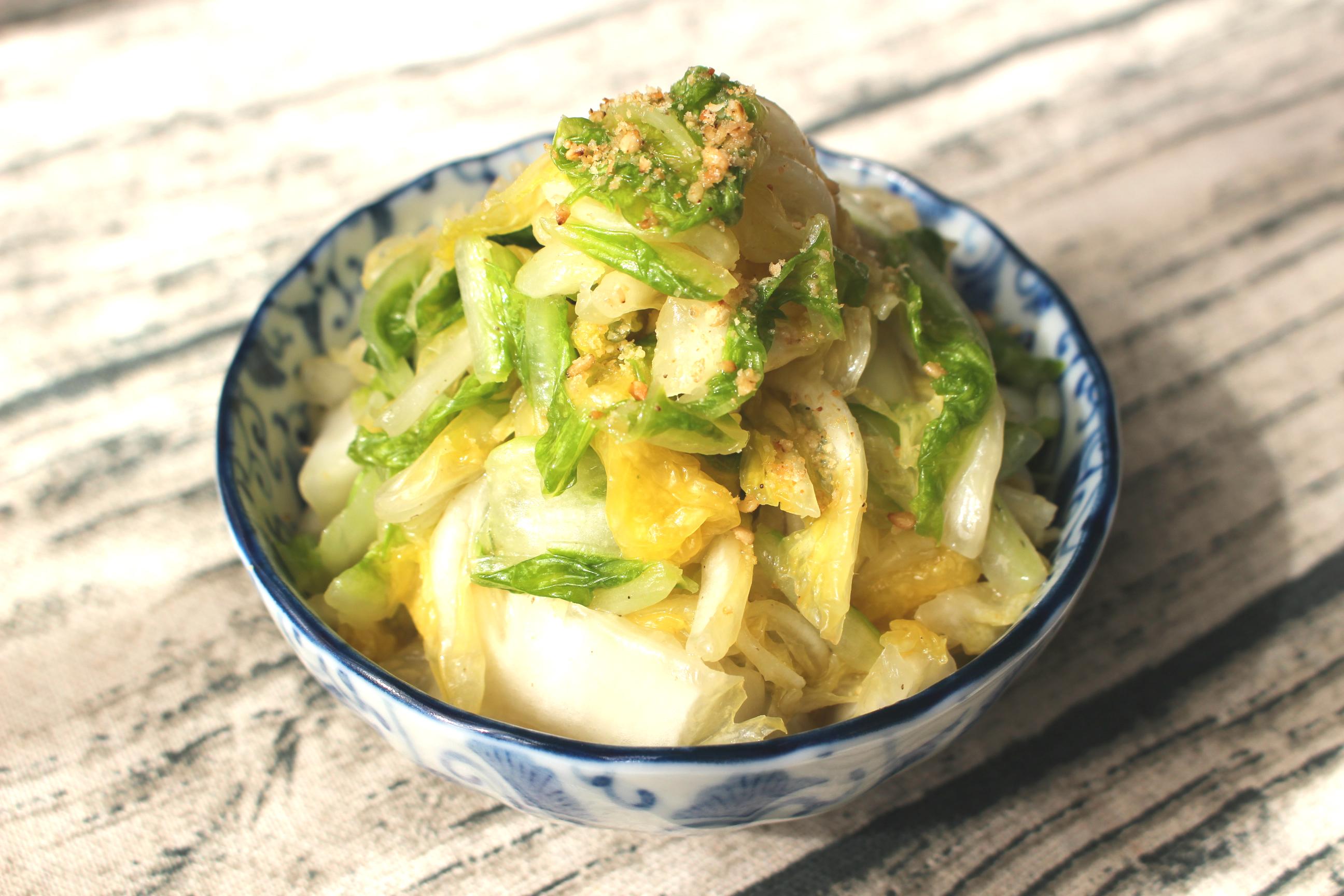 レシピ 白菜 消費
