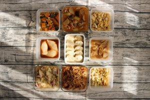 1週間の簡単つくりおきおかずレシピと常備菜レポート(2017年11月12日)