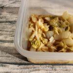 人気の5分で作れる常備菜。やみつき白菜なんばん(甘酢あえ)