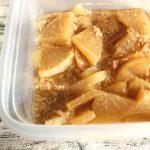 人気の簡単常備菜レシピ。大根とツナの煮物