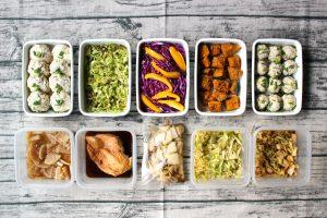 90分で10品全部レンジでお弁当おかず。1週間の簡単作り置きおかずレシピと常備菜レポート(2017年11月18日)