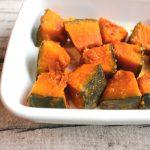 人気のレンジでほくほく簡単常備菜レシピ。かぼちゃのうま塩バター