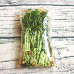 簡単作り置き常備菜レシピ。豆苗の中華うまだれサラダ
