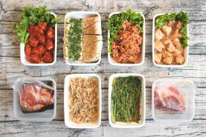 全レシピ公開中!1週間のつくりおきおかず簡単レシピと常備菜レポート(2017年12月24日)