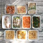 80分で12品!節約野菜で1週間の作り置きおかず簡単レシピと常備菜レポート(2018年1月28日)