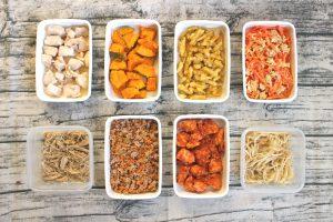 60分で8品!もやし根菜きのこで節約。1週間の作り置き簡単レシピと常備菜レポート(2018年1月8日)