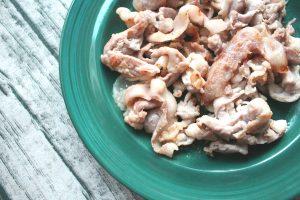 人気のつけおきレシピ。黄金比の豚肉のうま味噌漬け