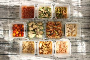 75分で10品!節約野菜で1週間の作り置きおかず簡単レシピと常備菜レポート(2018年2月11日)