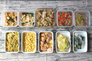 100分で10品!1週間の作り置きおかず簡単レシピと常備菜レポート(2018年3月11日)