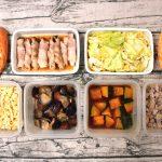 60分で8品!全部レンジで超簡単お弁当おかず。1週間の作り置きおかず簡単レシピと常備菜レポート(2018年4月8日)