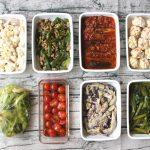 65分で8品全部レンジで簡単おかず。1週間の作り置きおかず簡単レシピと常備菜レポート(2018年5月6日)