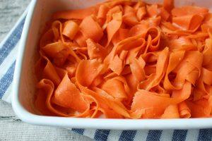 人気の簡単作り置き常備菜レシピ。にんじんのオーロラソースあえ