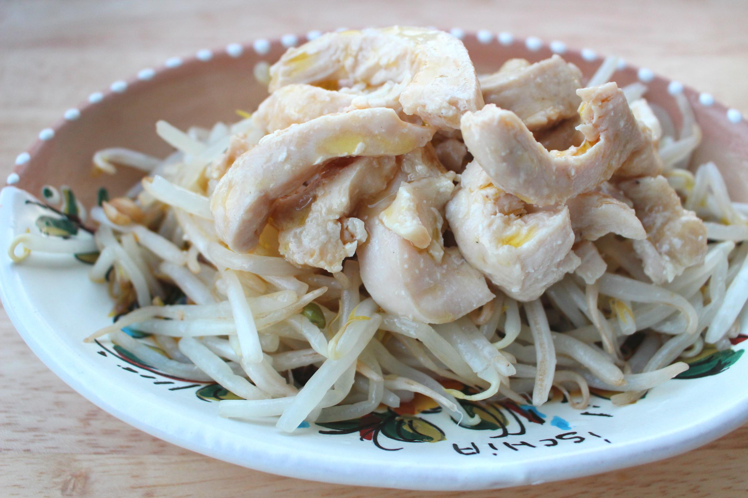 チキン 人気 サラダ レシピ