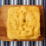 ホットケーキミックスでにんじんウインナー蒸しパン。レンジで簡単卵なしレシピ
