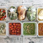 46分で9品。1週間の作り置きおかず簡単レシピと常備菜レポート(2018年6月24日)