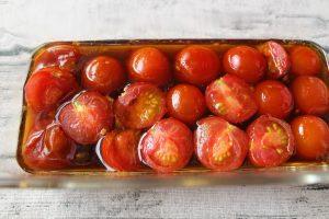簡単日持ちする常備菜レシピ。ミニトマトの南蛮漬け