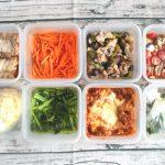 63分で8品!全部レンジで作り置きレシピ一週間と簡単常備菜レポート(2018年7月22日)