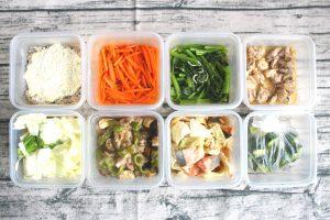 70分で8品!全部レンジで作り置きレシピ一週間と簡単常備菜レポート(2018年8月19日)