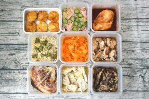 ムネ肉の節約おかず中心。作り置きレシピ一週間と簡単常備菜レポート(2018年8月26日)