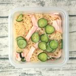 人気の作り置き常備菜レシピ。春雨のマヨネーズサラダ