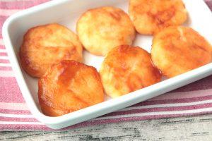 人気のレンジで簡単おすすめレシピ。北海道いももちの作り方