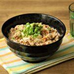 人気の簡単そうめんアレンジレシピ。冷やし担々麺風ごまダレそうめんの作り方。