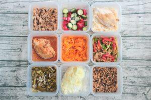 95分で9品。全部レンジで作り置きレシピ一週間と簡単常備菜レポート(2018年9月2日)